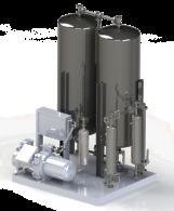 Desulfurization System Designs, Desulfurization Skids