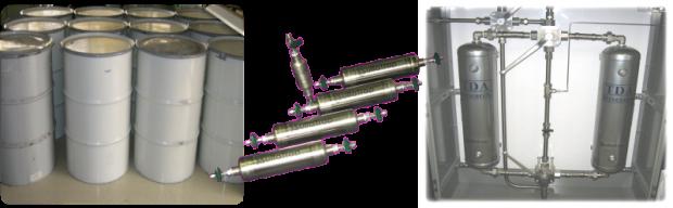 SulfaTrap Desulfurization Sorbents Packaging