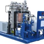 SulfaTrap natural gas desulfurization unit